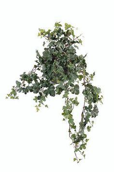 CHUTE de LIERRE vert SPECIAL EXTERIEUR 60CM fleurs artificielles QUALITE LUXE