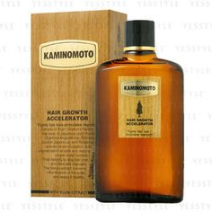 Hair Growth Accelerator from #YesStyle <3 KAMINOMOTO YesStyle.com