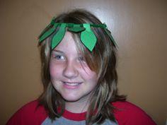 Olive Leaf Olympic Crown