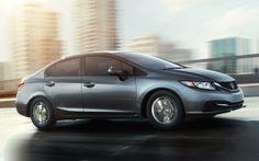 Honda Civic 2013.