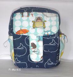 Kindergarten-Rucksack  von Fi-Ma-KiS auf DaWanda.com
