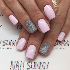 Classy nails, simple nails, classy acrylic nails, sns nails, cute n Classy Acrylic Nails, Classy Nails, Simple Nails, Sns Nails, Cute Nails, Pretty Nails, Acryl Nails, Nagel Gel, Short Nails