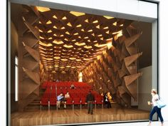 SHoP Designing Center for Global Design & Development