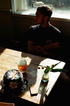 Harvey Newton-Haydon for BAAS Clothing / Male Models