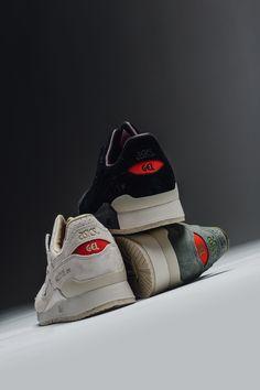"Asics Gel-Lyte III ""Perforated"" Pack  #Asics #GelLyteIII #Fashion #Streetwear #Style #Urban #Lookbook #Photography #Footwear #Sneakers #Kicks #Shoes"
