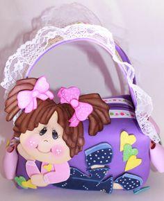 Letty   Little Girl Purse by SweetBellaLuna on Etsy, $14.00