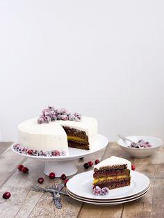 Pradobroty: Perníkový dort