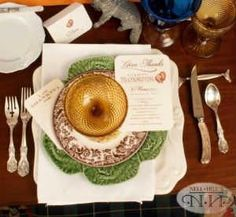 Fall table setting #nellhills #holidays #givethanks