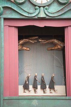 Augustine Métro.: Festival Mondial des Théatres de Marionnetes de Charleville-Mézières