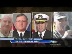 U.S. Generals fired by Obama