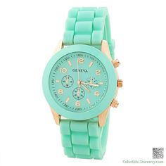 Popular Silicone Women Watches Unisex Jelly Quartz Analog Sports Wrist Watch 15colors,  This is Silicone Crystal Men Lady Jelly Watch Gifts Stylish Fashion Luxury.Very suitable for a Gift.  New Arrivaled 15Colors: Mint Green, Orange, Dark Green, Light Green, Dark Blue, Light Blue, Brown, Beig...