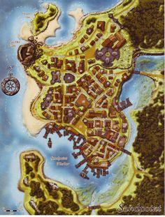 Sandpoint Master Map