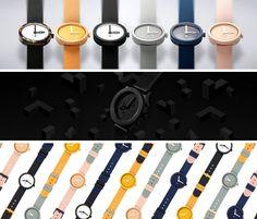 Minimalist Watches by ÃARK Collective