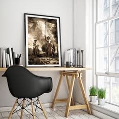 Don Quixote Of La Mancha Framed Print by Tatiana Travelways.  All framed prints are professionally printed, framed, assembled, and shipped within 3 - 4 business days and delivered ready-to-hang on your wall. Choose from multiple print sizes and hundreds of frame and mat options.