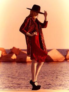 Katrin Thormann by Sergi Pons for El Pais