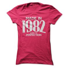 (Deal of the Day) Made in 1982  Aged to Perfection - Buy Now...