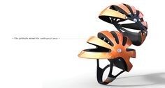 TANDEM - The splittable helmet -