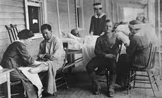 Image result for Army hospital WWI