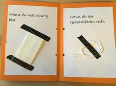 Geschenkidee Wenn-Buch