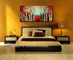 XL+Original++4ft+by+2ft+oil/acrylic+painting+abstract+by+artmod,+$275.00