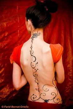 Elegant tattoo for women - 65  Tattoos for Women  <3 <3