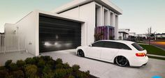 when your car fits your house :)