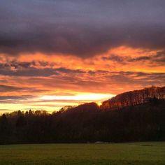 Sunset Heuchelheim