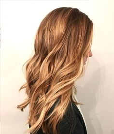Soft, Coppery Blonde - The Top Hair Color Trend of 2017 is Hygge, According to Pinterest - Photos