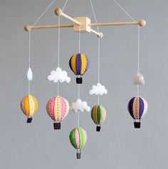 air balloon mobile