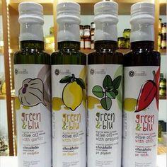 Δοκιμάστε τα!!! Olive Oils, Balsamic Vinegar, Wine, Bottle, Green, Food, Flask, Olive Oil, Meals