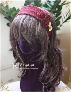 {Kidsyoyo} violin hair band coat recommended headdress lolita accessories - Taobao