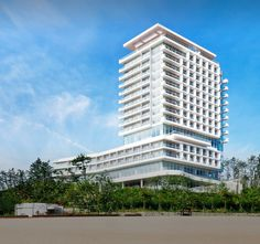 Seamarq Hotel Richard Meier + Partners Architects
