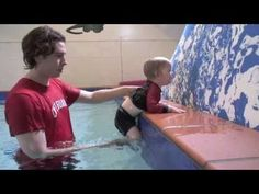 uSwim, level 1, skill 6 - Safety Basics how to teach your baby to swim, swimming lessons