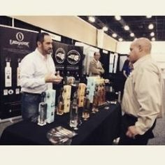 Embajador Tequila at the Sabor Latino Food Show Link in profile. . .  #tequila #tequilacocktail #tequilablanco #tequilatime #tequilatequila #tequilacocktails #TequilaDrink #tequilatasting #tequilalover #2tequilasporfavor #betequila #butwithtequila #catate