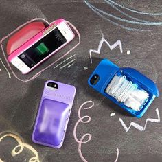 Refresh your iPhone 4/5 boldly with summer colors from Sound Pockets