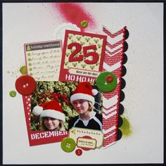 Holiday Traditions - Scrapbook.com