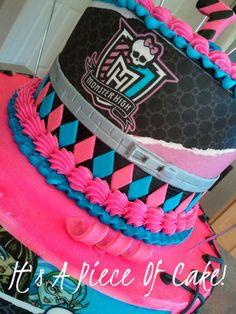 Monster High  https://www.facebook.com/ItsAPieceofCakeWV