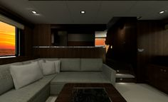 Customized luxury interiors