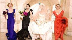 Say Yes to the Dress and the other roughly 900 marriage-related shows are great for real-life wedding inspiration, but a girl wants to dream when she's planning her fantasy wedding. What better place to look than the unforgettable fictional weddings from pop culture? Behold: 26 of the most  -Cosmopolitan.com