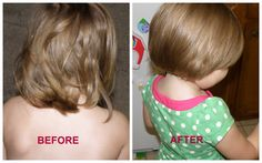 Girls Just Wanna Have Fun!: Cutting your kids' hair at home