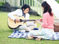 Jang Hyuk and Jang Nara on a Cheesy Picnic Date in the First Teaser for Fated to Love You Jang Jang, Jang Hyuk, Ver Drama, Back Hug, Fated To Love You, Korean Drama Series, Young Life, Nara, Super Junior