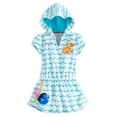Finding Dory Cover-Up for Girls - Personalizable | Cover Ups | Disney Store