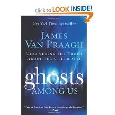 such a great book. Love James Van Praagh. If ever you wanted to know if our loved ones live one, read this.