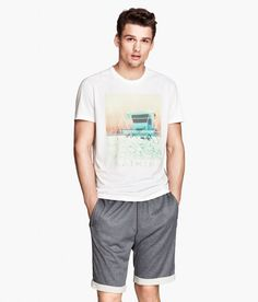 H&M Activewear with Simon Nessman