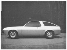 OG   Vauxhall Cavalier Sportshatch   Fiberglass styling model