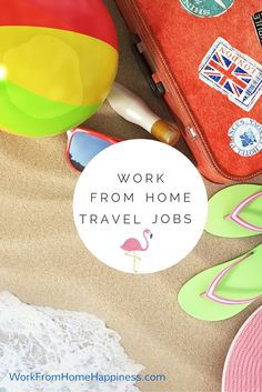 Great at planning trips and weekend getaways? Know how to find great deals? Work from home in the travel industry and help people plan picture perfect vacations!