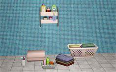 Veranka - Bathroom Deco from TS4