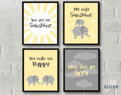 Baby Girl Nursery Art Print  You Are My by InspiredPenguin on Etsy