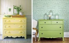 1000 Images About Bright Color Painted Furniture On