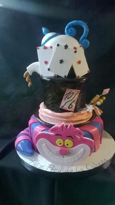 modelo realizado por tortas imagina